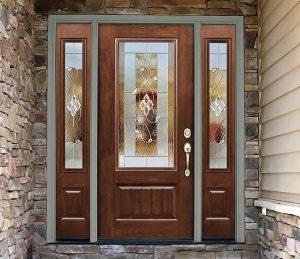 Ludlow Massachusetts Entry Doors