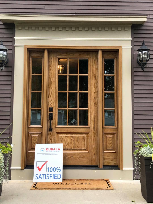 New Entry Doors in Longmeadow, MA