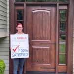 New Entry Doors in Dudley, MA